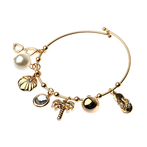 Fun in the Sun Charm Bangle