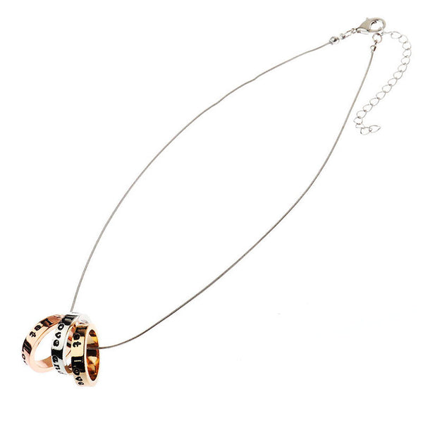 Let Love & Let Go - Necklace