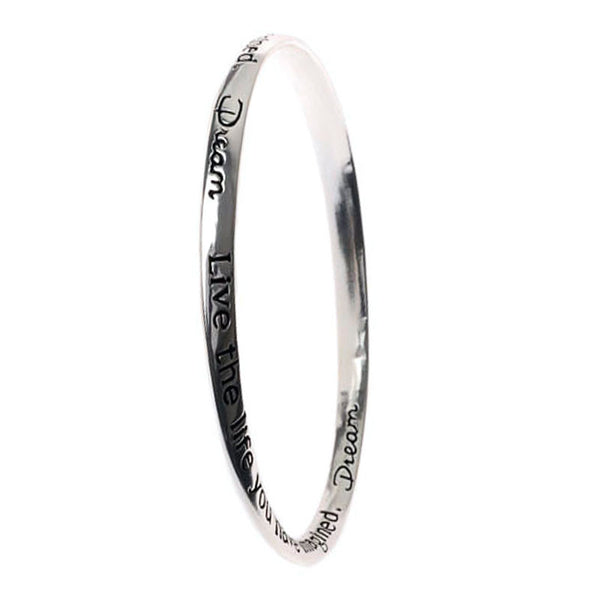 Dream Poetry Collection Bangle