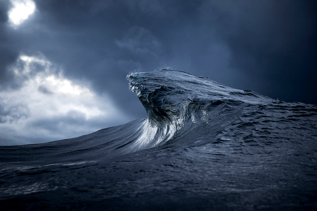Ray Collins photo of ocean wave