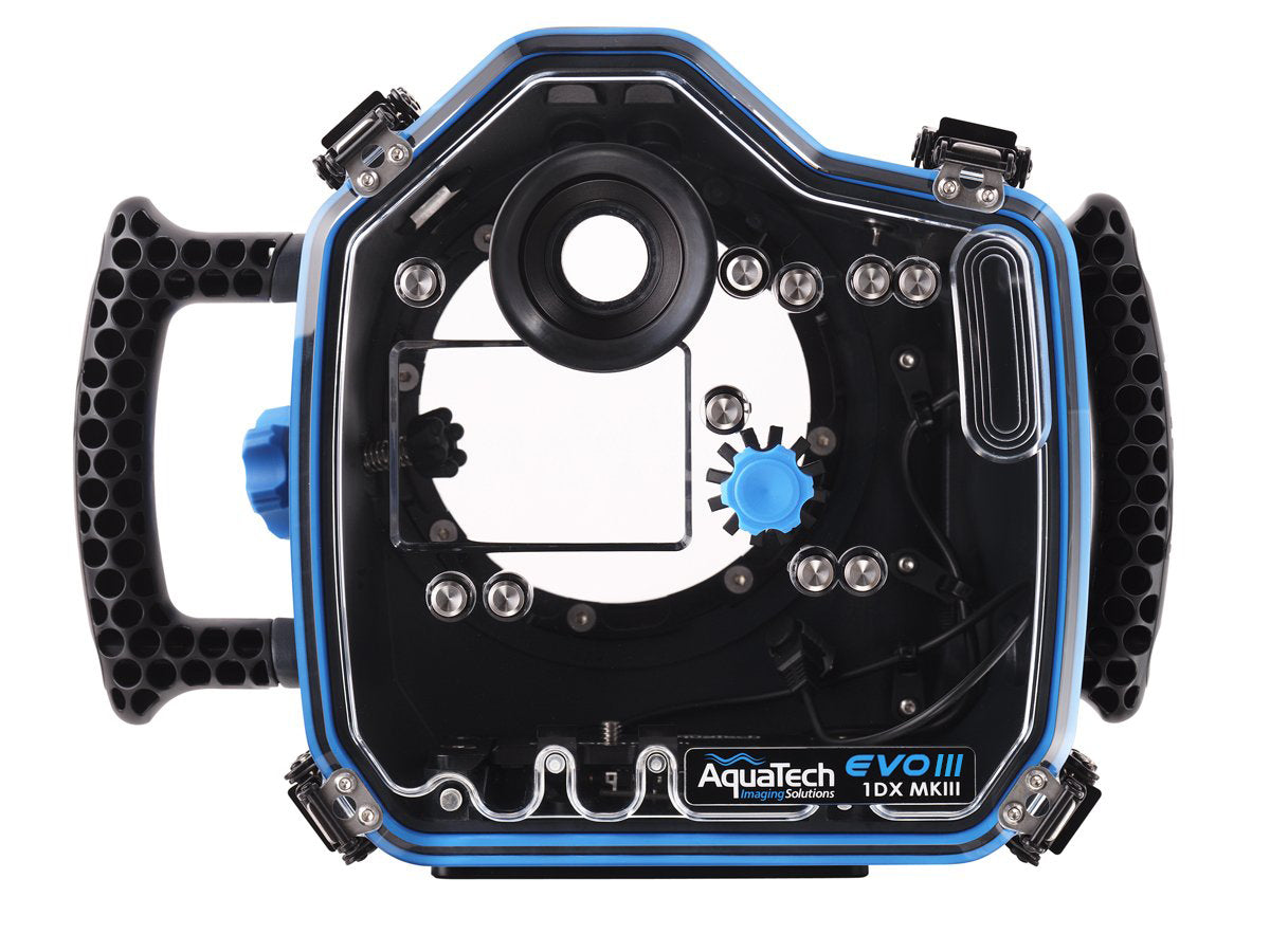 EVO III Water Housing Rear View