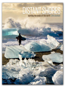 Chris Burkard Distant Shores book cover