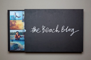 The Beach Blog front cover