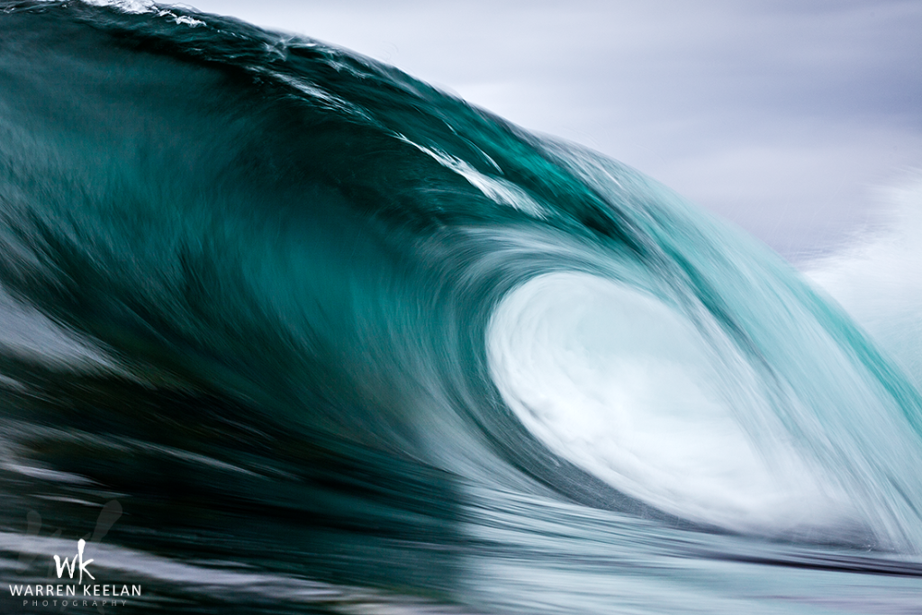 Portrait by Warren Keelan