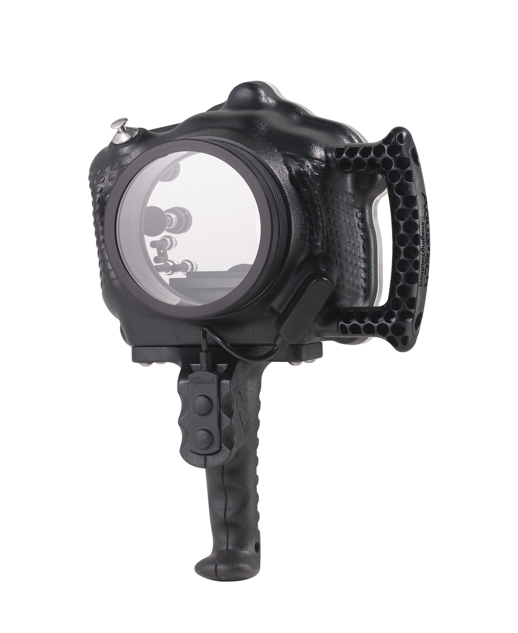 ATB-6300 for Sony A6300 Water Housing <br> Clearance Category-Second [Black]