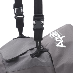 SSCR MEDIUM - Camera Rain Cover straps close up