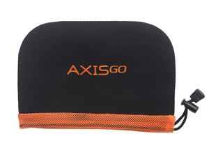 View of the AxisGO protective case for the AxisGO 11 Pro Max Over Under Kit