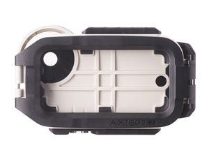 AxisGo Underwater iPhone Housing rear view