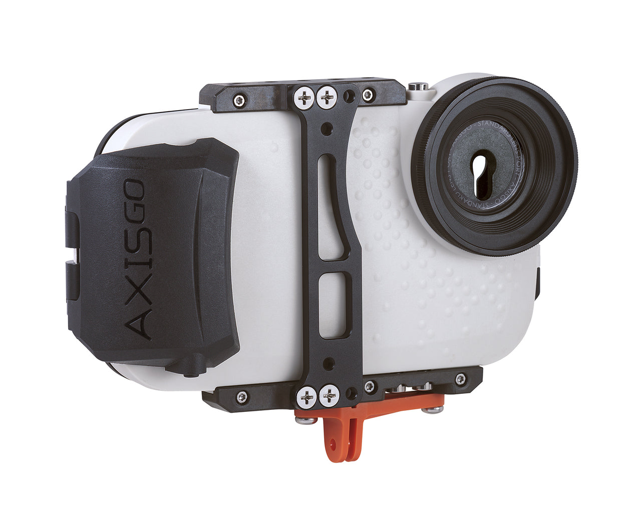 iPhone water housing mounting kit - AxisGO