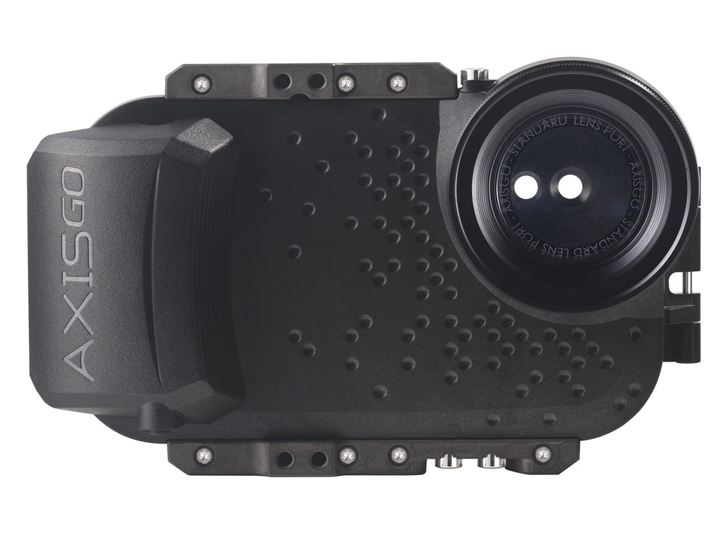 AxisGO X Water Housing for iPhone  XS/X Moment Black
