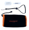 AxisGO Orange carrying case