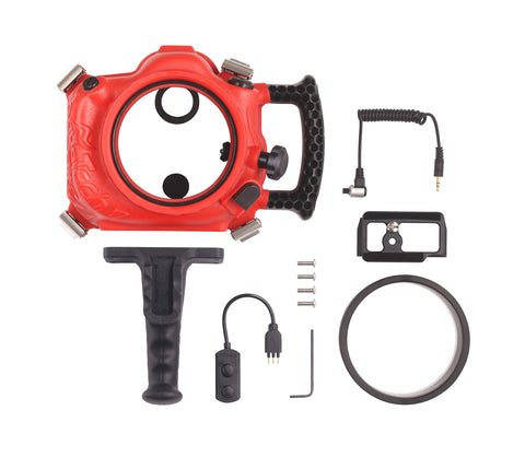 Canon 6D BASE Water Housing Kit