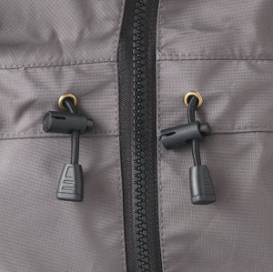 SSRC XLARGE - Camera Rain Cover drawstrings close up