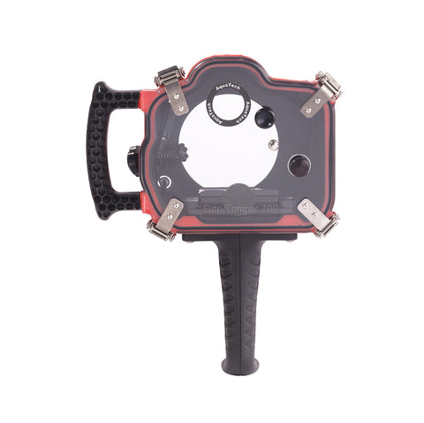 Compac / Elite 80D / 70D Water Housing with Pistol Grip