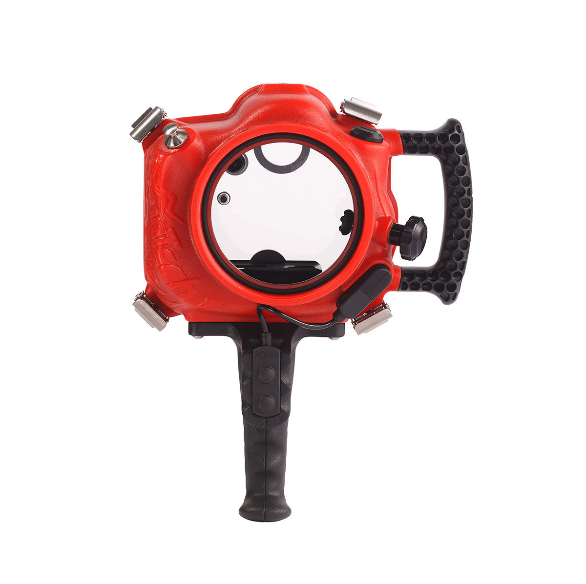 Elite 80D / 70D Water Housing with Pistol Grip front view