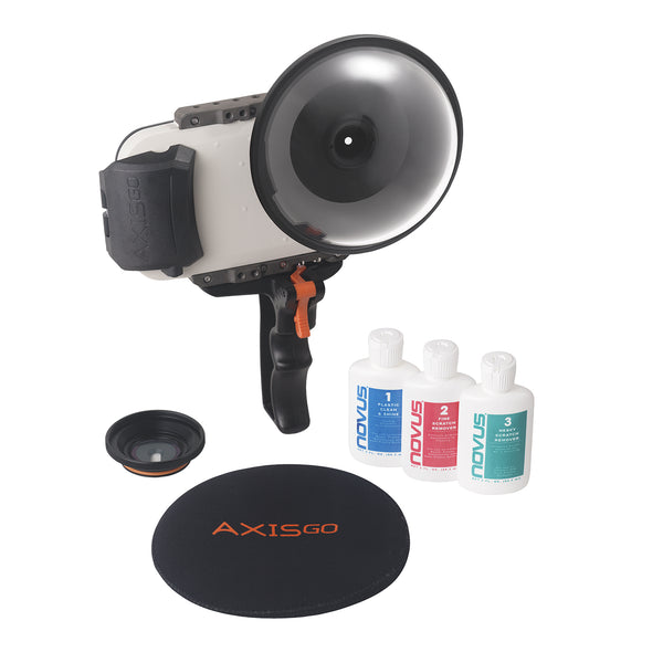 AxisGO 7+/8+ Over-Under Kit