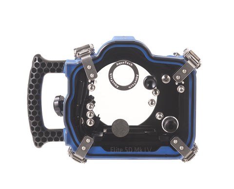 Elite 5D4 Canon Camera Water Housing
