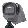SSRC Large Camera Rain Cover fully covering a camera