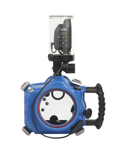 Pocket Wizard Plus III Housing for Canon by AquaTech