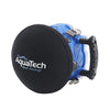 AquaTech Large Dome Port Camera Cover over a water housing