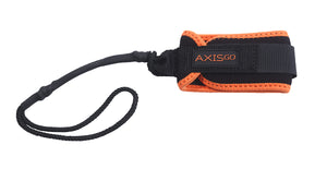 View of the AxisGO Sports Leash for the AxisGO 11 Pro Action Kit