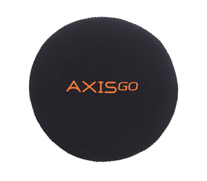 View of the dome cover for the AxisGO 11 Pro Max Over Under Kit