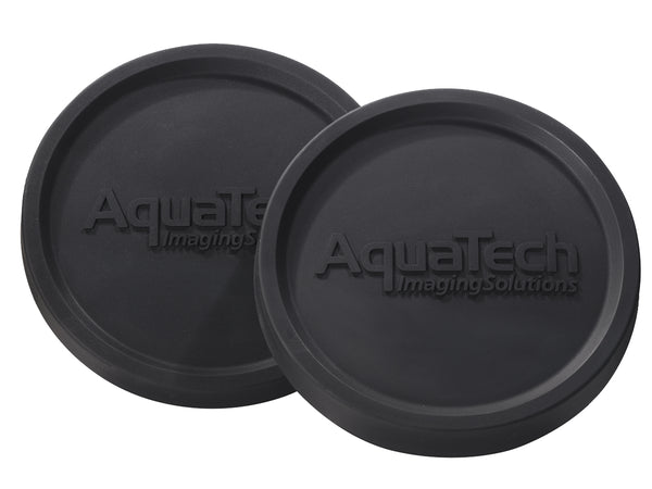 Lens Port Caps Front & Rear (2 sets)