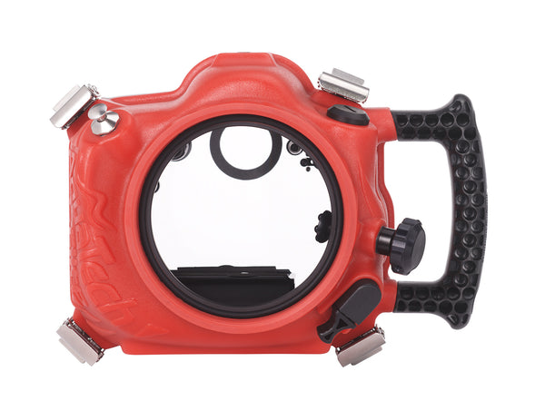 Elite I GH5 Sport Water Housing for Panasonic GH5 <br> Demo Category-C [Red]