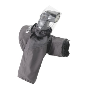 product image of camera flash rain cover with AquaTech sport shield