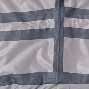 SSRC SMALL - Camera Rain Cover stripe detail close up