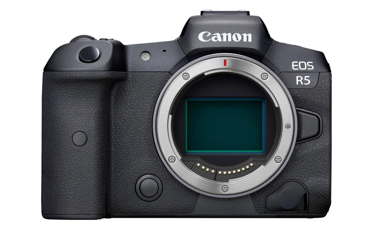 Canon EOS R5 Water Housing - Coming Soon <br><strong>REGISTER YOUR INTEREST</STRONG>