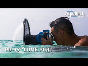 "PD-16"" DOME PORT"