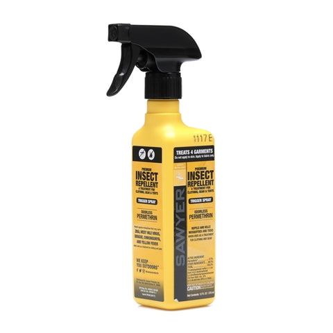 Sawyer Clothing Premium Insect Repellent - 12 oz pump