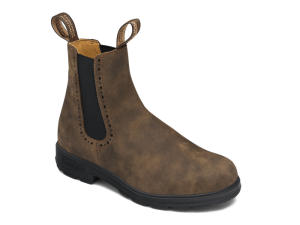 Blundstone High Top Boots, Rustic Brown (#1351) - Hilton's Tent City