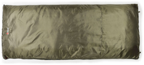 Chinook ThermoPalm Rectangle 50°F Sleeping Bag - Hilton's Tent City