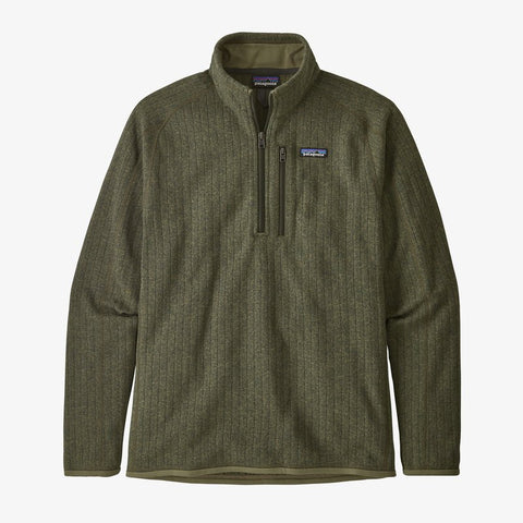 Patagonia Men's Better Sweater® Rib Knit 1/4-Zip