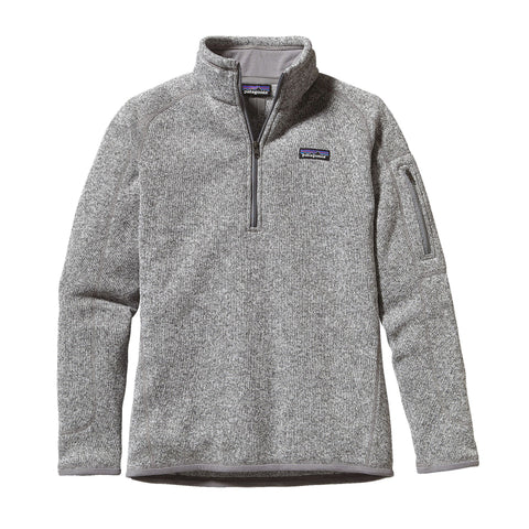 Patagonia Women's Better Sweater 1/4 Zip - Hilton's Tent City
