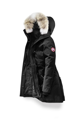 Canada Goose Ladies Rossclair Parka - Hilton's Tent City