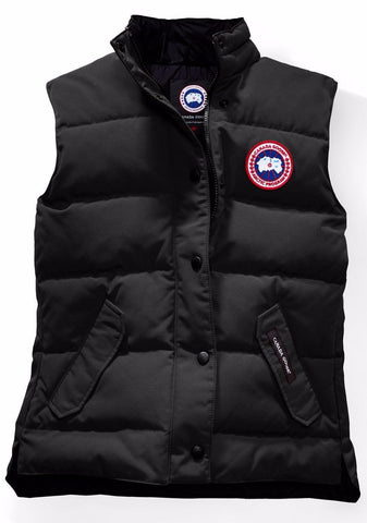 Canada Goose Ladies Freestyle Vest - Hilton's Tent City