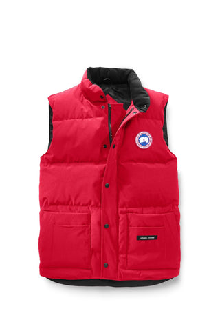 Canada Goose Men's Freestyle Crew Vest - Hilton's Tent City