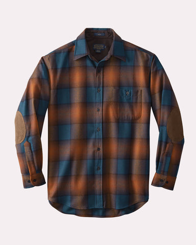 Pendleton Elbow-Patch Trail Shirt - Hilton's Tent City