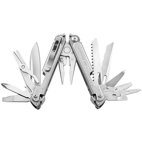 Leatherman FREE™ P4 Multitool - Hilton's Tent City