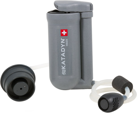 Katadyn Hiker Water Filter - Hilton's Tent City