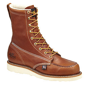 "Thorogood 8"" Wedge Sole Work Boots 814-4201 - Hilton's Tent City"