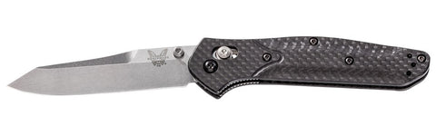 Benchmade 940-1 Carbon Fiber Osborne Knife - Hilton's Tent City