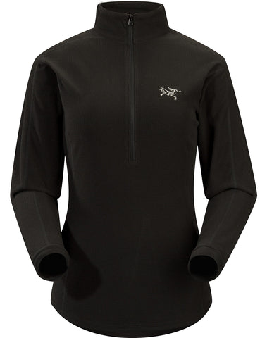Arcteryx Delta LT Zip Neck Women's - Hilton's Tent City