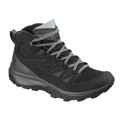 Salomon Women's Outline Mid GTX Hiking Boots