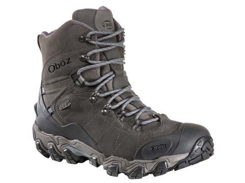 "Oboz Bridger 8"" Insulated Waterproof Boots"