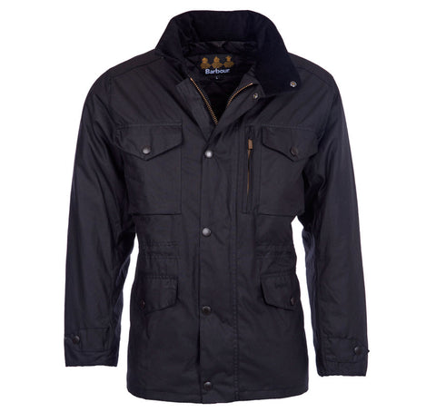 Barbour Sapper Wax Jacket - Hilton's Tent City