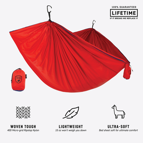 Grand Trunk TRUNKTECH™ Double Hammock